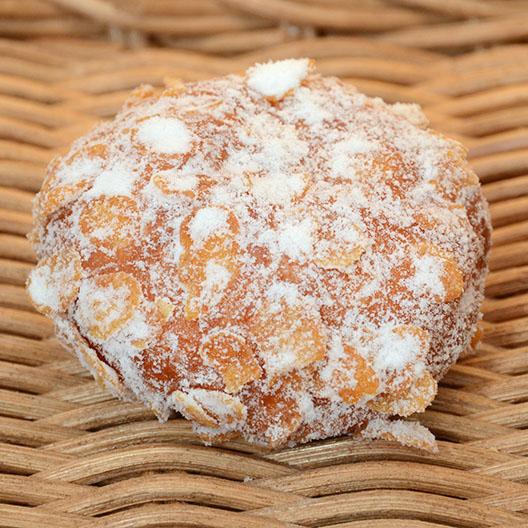カリカリクリームドーナッツ