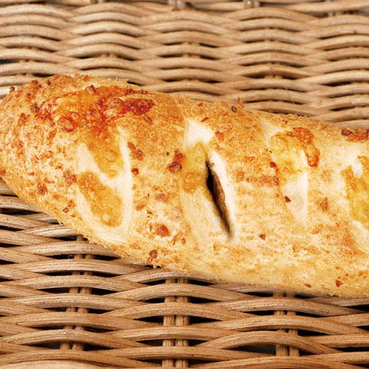hpとろけるチーズカレーパン